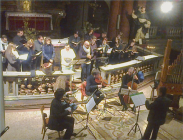 Concerto dei solinghi e associazione culturale Schubert