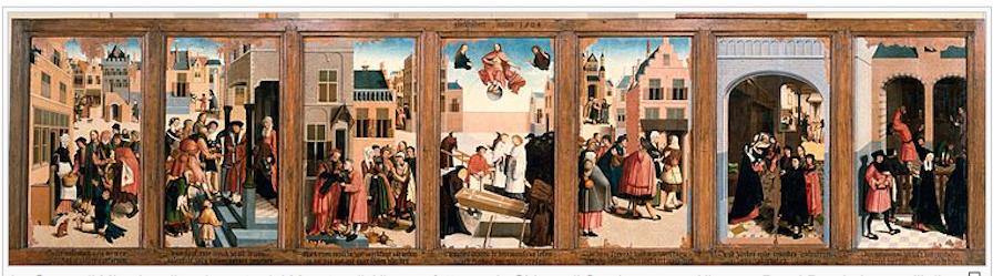 le 7 opere della misericordia