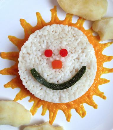 Sole di riso