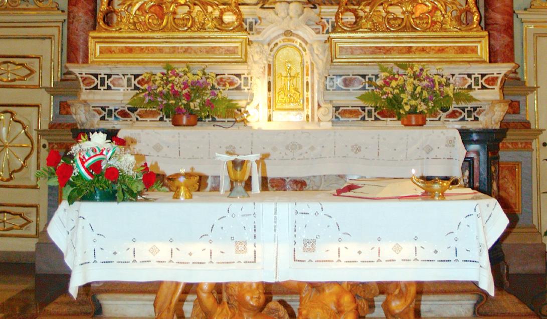 altare Annunziata Chieri