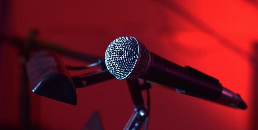 microfono Musica della Parola