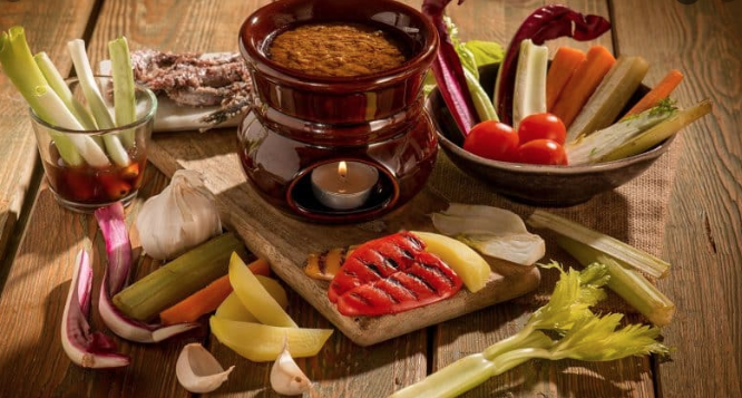 bagna cauda Confraternita