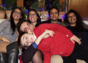 Claudia e i cugini