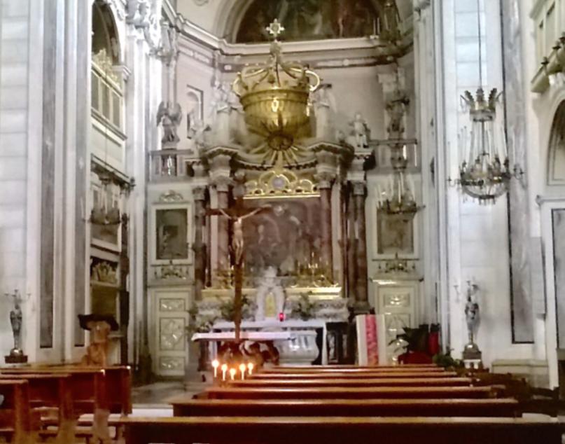 altare Annunziata