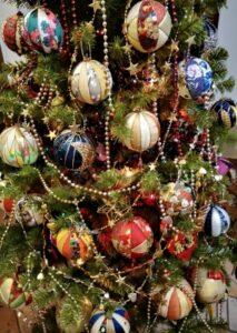 ester albero Natale